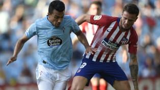 Atleti 🏧 | ALINEACIÓN 👉 ¡Aquí está nuestro once para el #AtletiCelta! 🔴⚪¡Vamoooos, equipo! #AúpaAtleti pic.twitter.com/4MSwJh7jTZ — Atlético de Madrid...