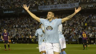 ​Celta Vigo have rejected an initial €25m offer from Barcelona for Uruguayan striker Maxi Gomez. Gomez is one of the most sought-after strikers in Spanish...