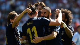 Win ​Real Madrid began their 2019/20 La Liga campaign with an impressive 3-1 win away to Celta Vigo, with goals from Karim Benzema, Toni Kroos and Lucas...