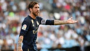 Real Madridsukses membawa pulang tiga poin saat bertandang ke Estadio Balaidos, markas Celta Vigo di pekan perdanaLa Liga, Sabtu (17/8). Tidak bisa...