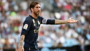 ​Real Madrid defender Sergio Ramos has admitted that he could thrash out a new contract with the club in a matter of minutes if they decide to offer him a new...