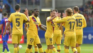 Barcelonasukses membawa pulang poin penuh saat menjalani laga tandang ke Ipurua Municipal Stadium, markas Eibar dalam lanjutan pertandingan pekan...
