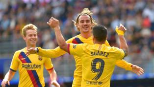 Los de Ernesto Valverde se impusieron por cero goles a tres a laSD Eibaren un encuentro muy completo en el que marcaron los tres miembros del nuevo...