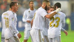 El Real Madrid goleó esta tarde al Éibar en Ipurúa después de hacer un gran partido, especialmente en la primera mitad (0-4). A la espera de lo que haga el...