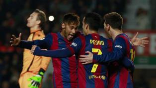 Người cũ của Barcelona là Pedro mới đây đã bất ngờ ngỏ lời muốn trở lại Barcelona. Pedro hiện đang là ngôi sao của Chelsea nhưng tiền đạo này cho hay rất muốn...