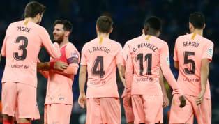 CHẤM ĐIỂM BARCA SAU KHI HẠ ESPANYOL: Messi #1, Dembele chẳng kém cạnh