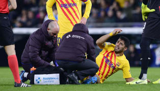 ​Barcelona striker Luis Suarez is set to undergo surgery on his right knee, with the forward due to visit a doctor regarding the ongoing problem that has...