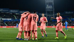 Barcelona berhasil memperkuat posisi mereka di puncak klasemen sementara La Liga 2018/19 setelah meraih kemenangan tipis dengan skor 2-1 atas Getafe di...