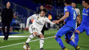 Real Madridharus puas dengan raihan satu poin kala bermain imbang tanpa goldi Coliseum Alfonso Perez, markas Getafe dalam lanjutan pertandingan pekan...