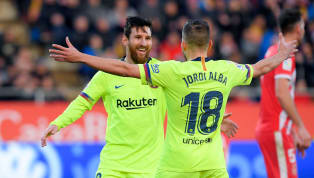 Win Nelson Semedo and Lionel Messi were on target as Barcelona ran out comfortable 0-2 winners over Girona in a clash at the Estadi Montilivi on Sunday. After...