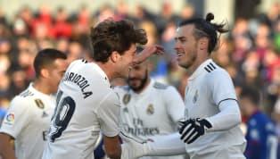 Huesca 0-1 Real Madrid: Gol Tunggal Bale Bawa El Real ke Empat Besar