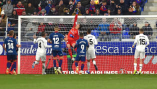 Rating Pemain Real Madrid Saat Melawan Huesca: Courtois Tampil Gemilang