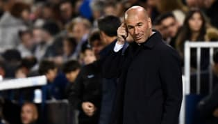 ​Real Madrid could only manage a lacklustre 1-1 draw with city rivals Leganes on Monday night - and a disappointing season shows no sign of improving as their...