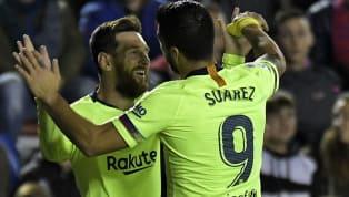 La stat de Messi et Suarez humiliante pour le Real et l'Atlético Madrid