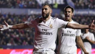 Contrarié par une belle équipe de Levante, leReal Madridparvient tout de même à prendre les 3 points sur la pelouse du 13ème de Liga grâce à deux penalties...