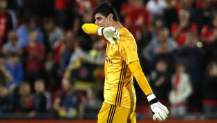 ​Real Madrid have earmarked Athletic Bilbao goalkeeper Unai Simon as a potential replacement for under-fire Thibaut Courtois, who has come under severe...