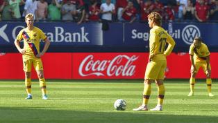 El Barcelona empató 2-2 en su visita al Sadar ante Osasuna en la tercera jornada de liga en un partido malo de los blaugrana. Los rojillos se adelantaron...
