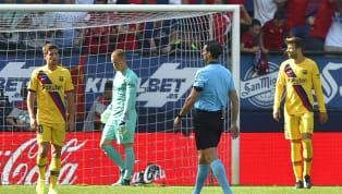 El Barcelona no pudo sumar su segunda victoria de la temporada en su vista a Osasuna. Los azulgrana hicieron una primera parte muy floja de la que se...
