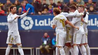 Real Madridberhasil bangkit dan melupakan kekalahan dari Real Sociedad di ajang Copa del Rey saat mengatasi perlawanan Osasuna di pekan ke-23La Liga,...