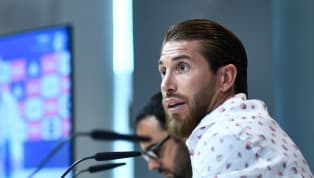 ence ​Sergio Ramos has confirmed he will remain at Real Madrid this summer, and hopefully for the rest of his career, after the defender called a press...