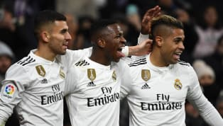 Win Real Madrid secured a fourth successive La Liga victory as they overcame Alaves 3-0 at the Bernabeu on Sunday evening.  Karim Benzema opened the scoring...