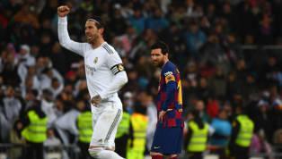 Real Madrid vừa nhấn chìm Barcelona ở Siêu Kinh Điển La Liga rạng sáng 2/3 để qua đó giành lại ngôi đầu bảng xếp hạng. Hai bàn thắng của Vinicius Jr và...