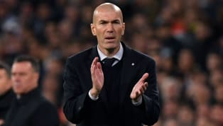 ​Real Madrid manager Zinedine Zidane has admitted he is unsure why his side have struggled defensively in recent weeks, but insisted that left-back Marcelo is...