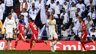 Le Real Madrid recevait le modeste club de Gérone dans le cadre de la 24ème journée de Liga et cette rencontre était l'occasion pour lesMerenguesde...