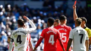 El capitán delReal Madridfue expulsado en el envite deLaLigaante elGironapor doble amonestación, lo cual conlleva un partido de sanción. Cumplirá su...