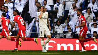 ElReal Madridvolvió a caer derrotado en Liga tras seis partidos consecutivos ganando y regresa así a la tercera posición de la tabla. Si había esperanzas...