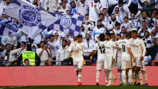 Kann Real Madrid die Liga noch einmal spannend zu machen? Zwar ist der FC Barcelona immer noch neun Punkte vor den drittplatzierten Hauptstädtern, jedoch...