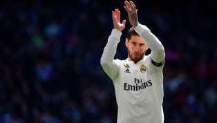 d Up Sergio Ramos is truly one of Real Madrid's greatest ever players.He has led his side to three consecutive Champions League wins. His brilliant...