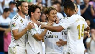 Pour le compte de la 8ème journée de Liga, leReal Madridrecevait au Santiago Bernabeau, Grenade. Un choc de haut de tableau entre des Madrilènes leaders...
