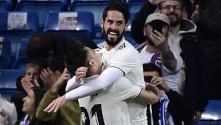 Titulaire pour la première fois avec le Real Madrid depuis son arrivée en provenance de Manchester City lors du dernier mercato hivernal, Brahim Diaz a pu...