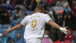 Los blancos sumaron los tres puntos en su encuentro ante el conjunto 'levantinista' en el Santiago Bernabéu tras una actuación brillante de Benzema con dos...