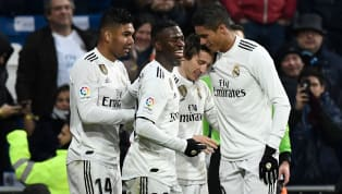 Goals from Casemiro and Luka Modric helped Real Madrid to a 2-0 win over Sevilla at the Santiago Bernabeu on Saturday evening. The win saw Real Madrid move to...