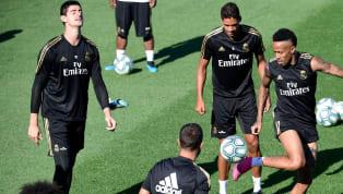 Las lesiones están asolando al Real Madrid en este comienzo de temporada. A una larga lista en la que estaban jugadores como Isco, James, Brahim o Hazard...