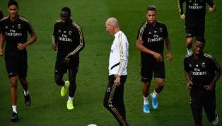 """""""Cuando gano estoy dentro, y cuando pierdo, estoy fuera"""", dijo Zinedine Zidane en rueda de prensa previo al partido ante el Osasuna, por la sexta jornada..."""