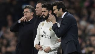 Real Madrid boss Santiago Solari has stopped short of offering out of favour star Isco any advice on how best to negotiate his spell out of the first team at...