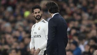 ElReal Madridse enfrentaba alReal Betis, e Isco comenzó el partido desde el banquillo. De nuevo, el partido se complicó para los blancos y Solari...