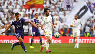 Real Madrid have offered a fitness update on the status of midfielder Isco, following the Spaniard's enforced departure against Valladolid. Isco, who has...