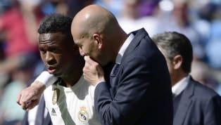 """""""Vinicius tiene 18 años y es el futuro del Madrid segurísimo, pero cada cosa lleva su tiempo y él está en un proceso de hacer las cosas bien. Cuento con él...."""