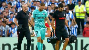  AlAtlético de Madridnada le salió bien ayer. Ni el juego del equipo ni el resultado ayudaron, pero para más caos Oblak dio el gran susto a la afición...