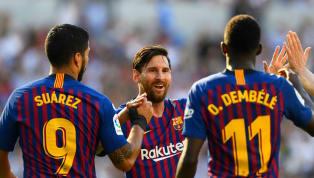 Messi - Suarez - Dembélé, trois noms qui font trembler l'Europe. En ce moment, c'est certainement la meilleure attaque du continent. Et leurs statistiques...