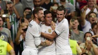 Ngôi sao củaReal MadridJames Rodriguez mới đây đã tiết lộ tình cảm hiện tại khi anh không thể định đoạt tương lai của mình và không biết bến đỗ sắp tới của...