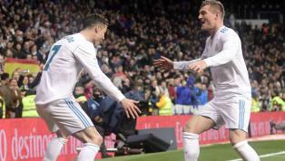 Toni Kroos no pudo celebrar de mejor manera su partido número 100 en la UEFA Champions League. El alemán marcó el gol del triunfo y se convirtió en el quinto...
