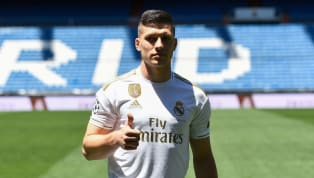 ​Nope, that headline is not a misprint. Despite only arriving at Real Madrid 70 days ago, £54m signing Luka Jovic is already being linked with a move away...