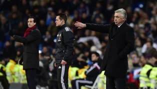 Tie Arsenal boss Unai Emery has lauded his opposite number Carlo Ancelotti as a 'top' manager in world football, as his side prepare to take on Napoli in...