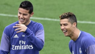 El diario As relata, haciéndose eco de medios italianos, que el portugués querría al colombiano para compartir vestuario en la Juventus. El posible trato...