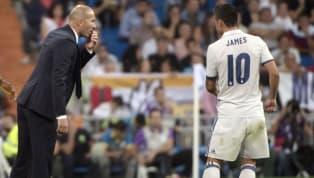 Mucho se ha hablado sobre las supuestas razones de Zinedine Zidane para haber decidido prescindir deJames Rodríguezen su primera etapa como...